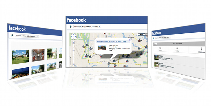 Facebook Real Estate Page Marketing